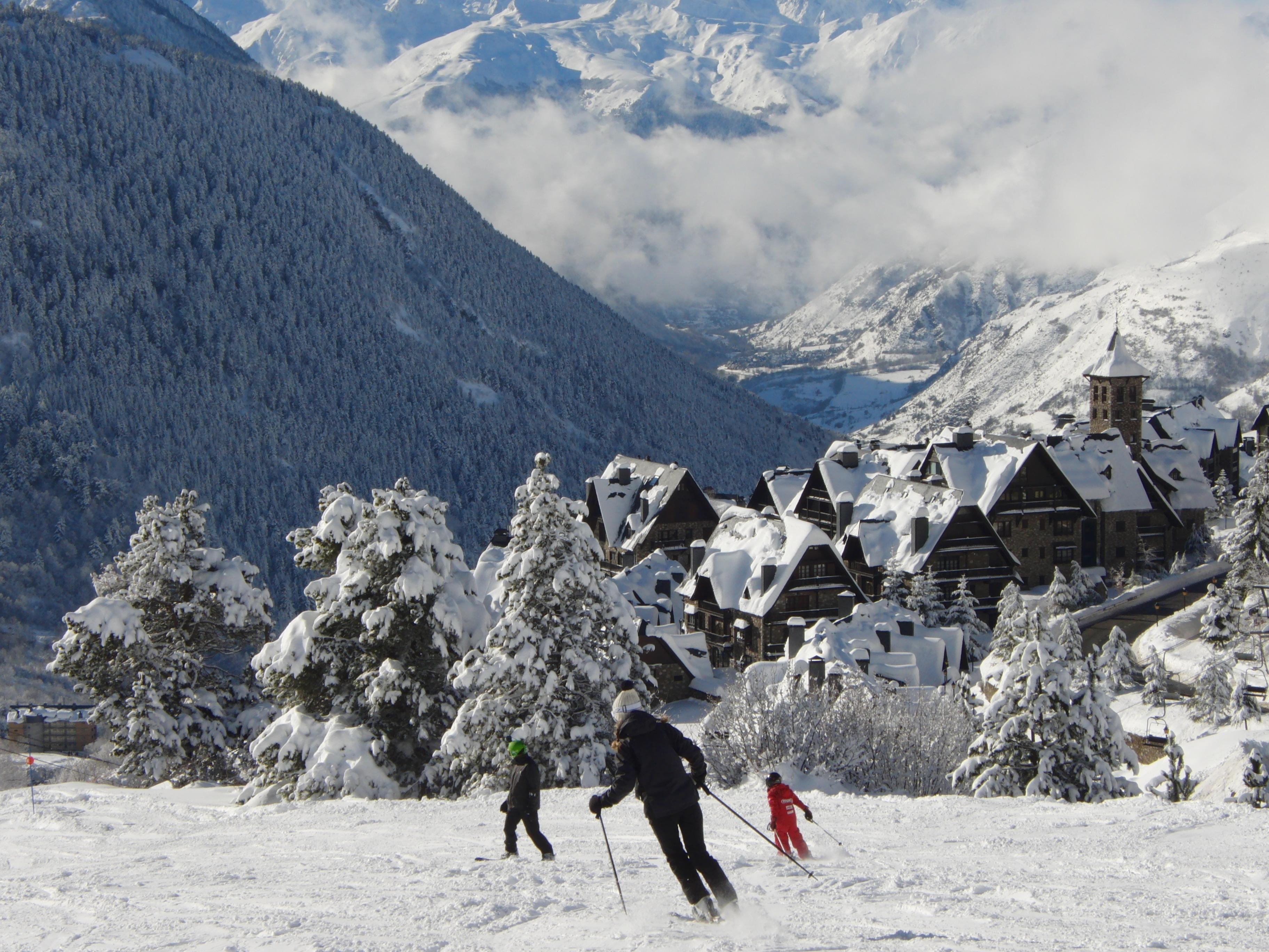 Actividades de invierno, ACTIVIDADES DE INVIERNO, Deth Camin Reiau, Deth Camin Reiau